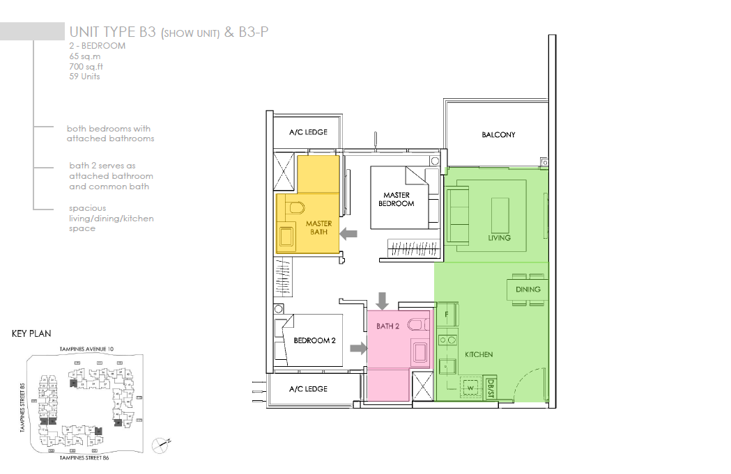the-alps-residences-floor-plan-type-b3-2bedroom