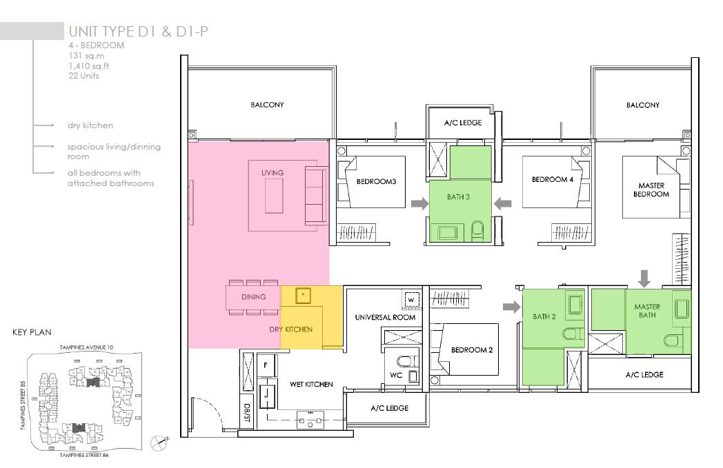 the-alps-residences-floor-plan-type-d1-4bedroom