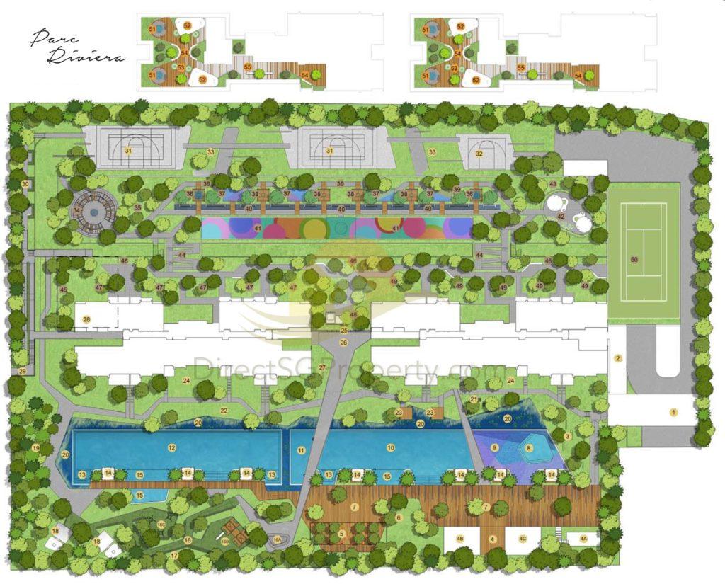 parc-riviera-facility-plan