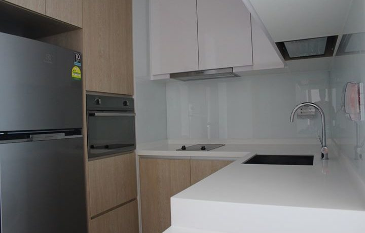 Watertown 1 bed plus Study for rent Kitchen