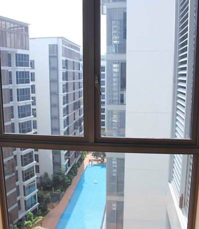 Watertown 1 bed plus Study for rent Study Pool View