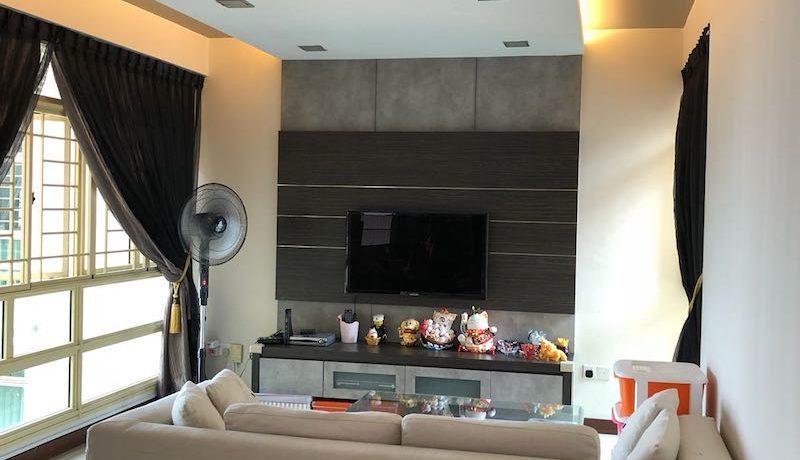 167A Punggol East 4 Room for sale Living Room