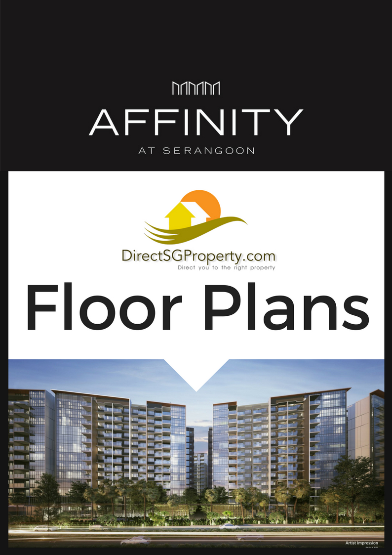 Affinity At Serangoon Floor Plan New Condo Launch 2018