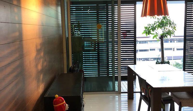 3 Bedroom for rent at Kovan Residences - Dinning 2