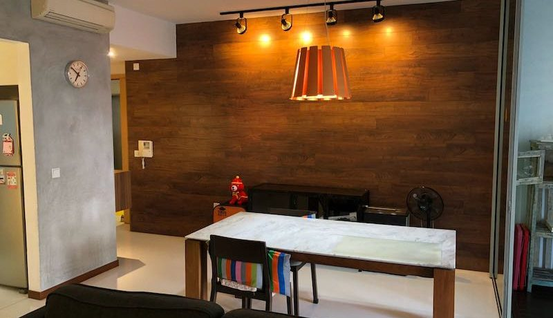 3 Bedroom for rent at Kovan Residences - Dinning Room 3