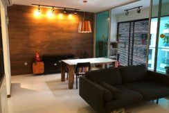 3 Bedroom for rent at Kovan Residences -Living and Dinning