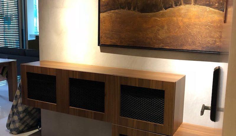 3 Bedroom for rent at Kovan Residences -Shoe Cabinet