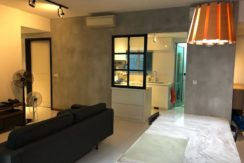 3 Bedroom for rent at Kovan Residences - dinning view