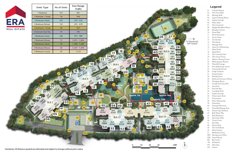 Park Colonial Facility Plan
