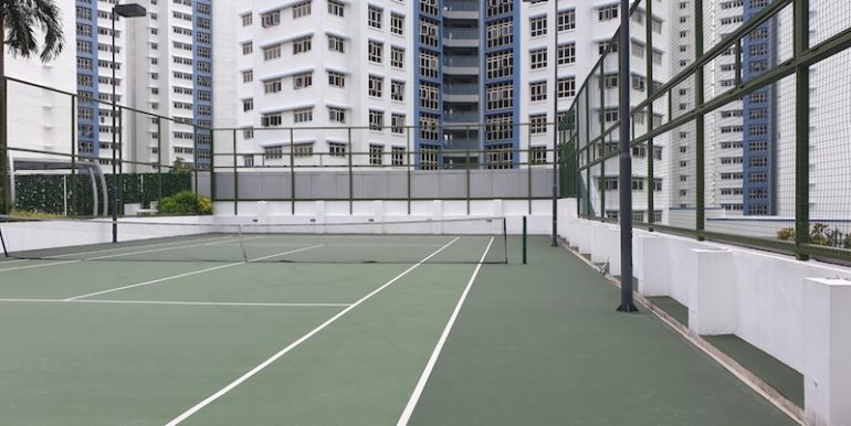 Hillion Residences 1 Bed for sale Tennis Court