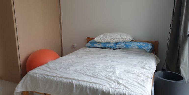 Hillion Residences 1 Bed for sale pool bedroom