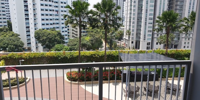 Hillion Residences 1 Bed for sale pool view