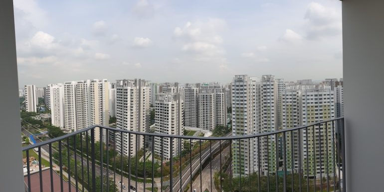 3 Bedroom for rent at High Park Residences Unblock view