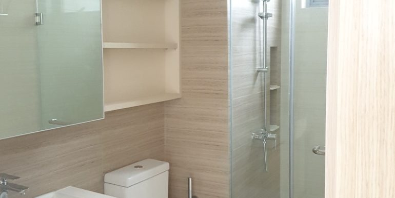 3 Bedroom for rent at High Park Residences common toilet