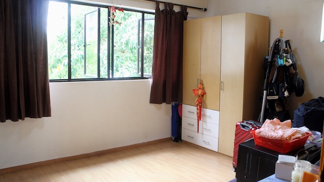 427 Tampines Street 41 by Steven Chia Common Room 1