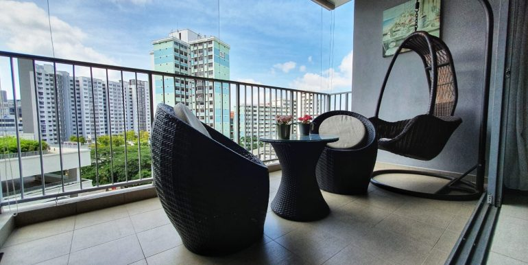 138D Yuan Ching Road DBSS 5rm for sale by Steven Chia - Balcony