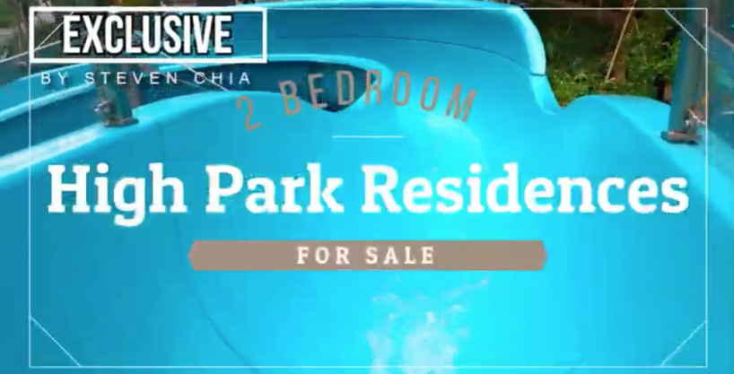 2 Bedroom For Sale at High Park Residences